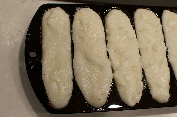 molded grits